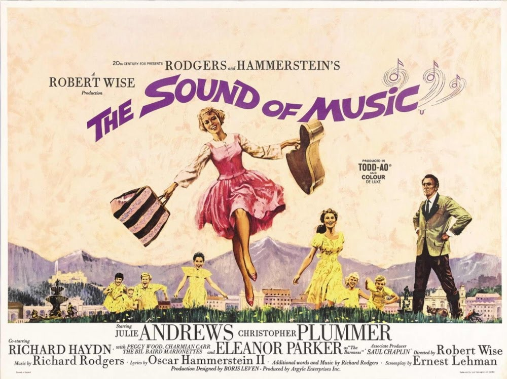 Sound Of Music - My Favorite Things Lyrics