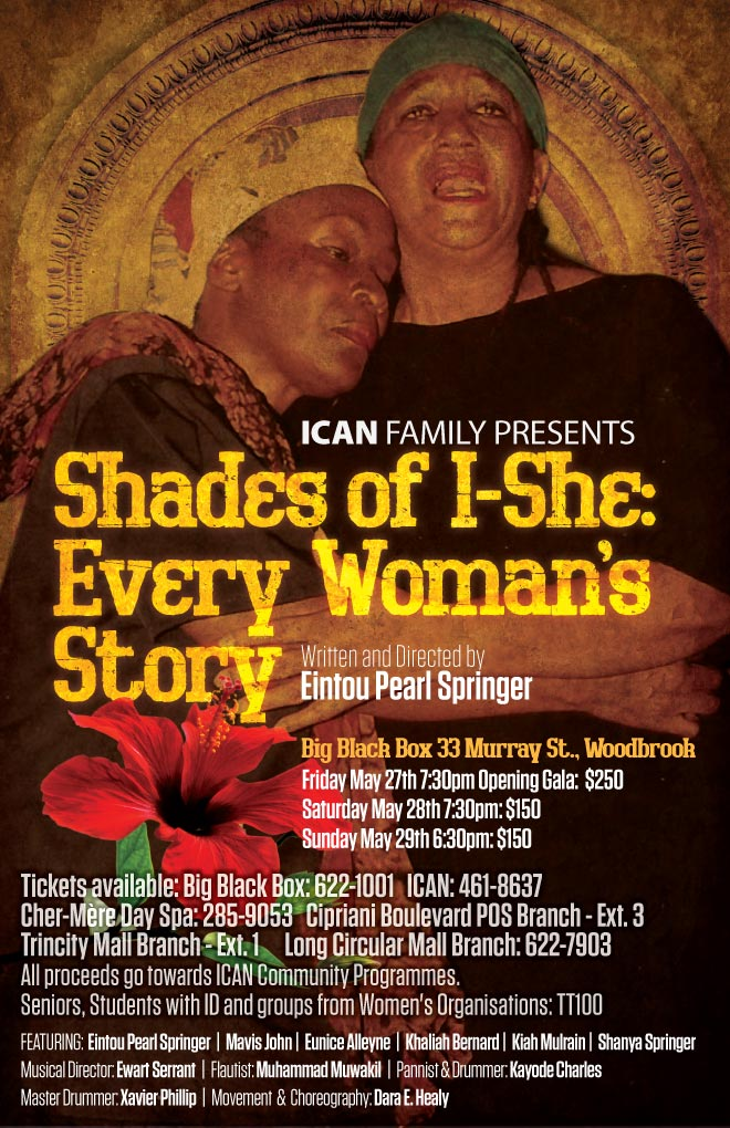ICAN Shades of I-She Flyer 01