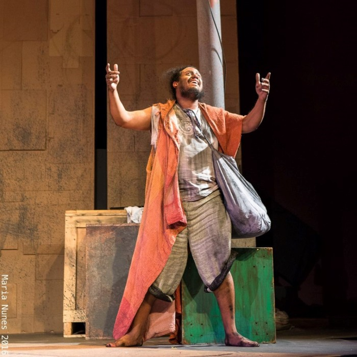 Lalonde Ochoa as Ramraj