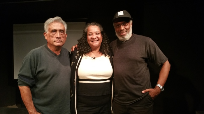 From the Left: Raymond Choo Kong, Christine Johnston and Tony Hall | Photo credit: Paula Lindo