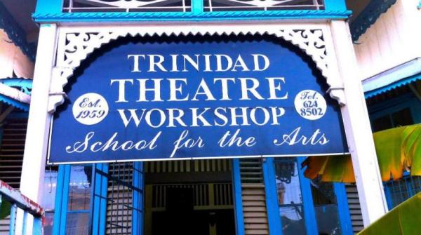 Trinidad Theatre Workshop at its Belmont Address | Photo courtesy: Trinidad Theatre Workshop