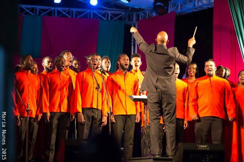 The UWI Arts Chorale | Photo credit: Maria Nunes