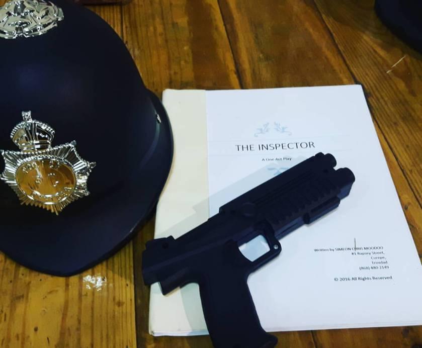 Simeon Moodoo's The Inspector
