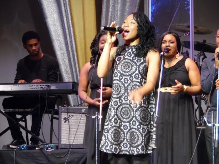 Zuwena James - photo courtesy Omavi Langevine, Trinidad and Tobago Performing Arts Network, @ttpanetwork, Singers in Trinidad and Tobago,