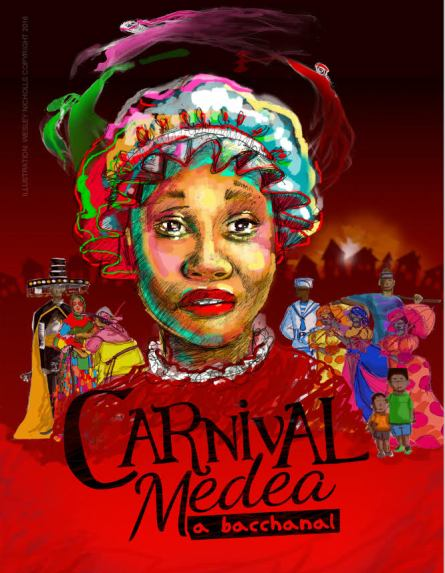 Carnival Medea (2016) Promotional Poster