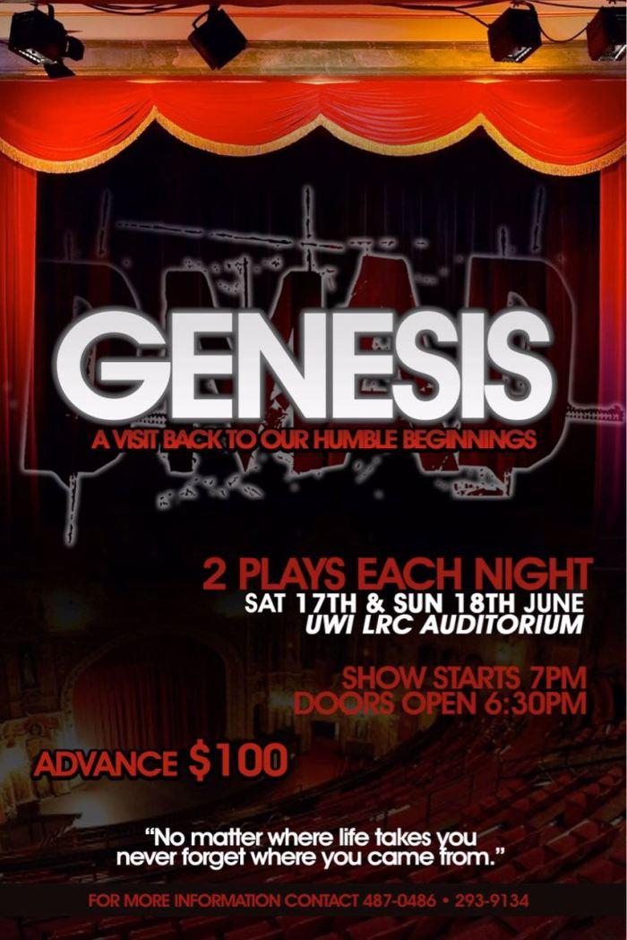 Genesis Flyer