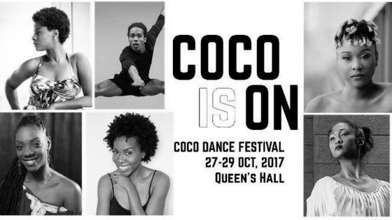 Contemporary Dance shines at COCO Dance Festival 2017