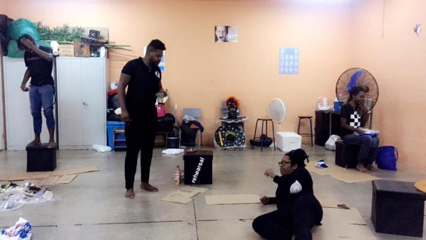 Bedbugs Rehearsal