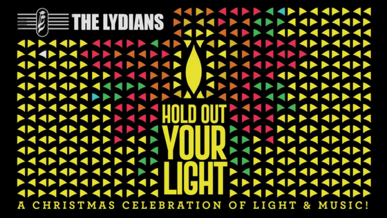 The Lydians light the way with music this Christmas