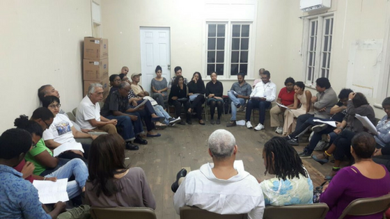 Playwrights Workshop Trinbago