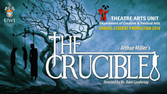 'The Crucible'; DCFA Students and Alumni Unite for Dr. Lyndersay's Final Curtain Call