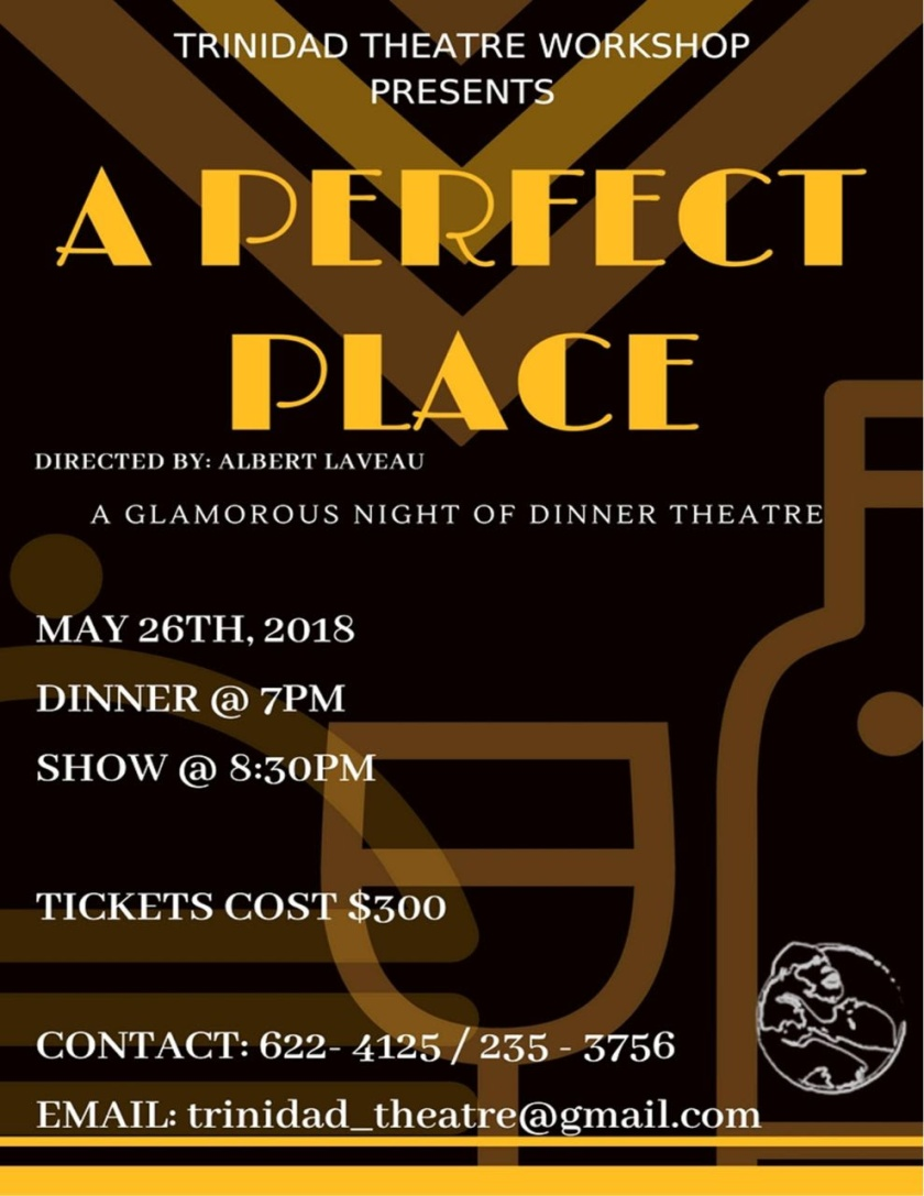 A Perfect Place Flyer