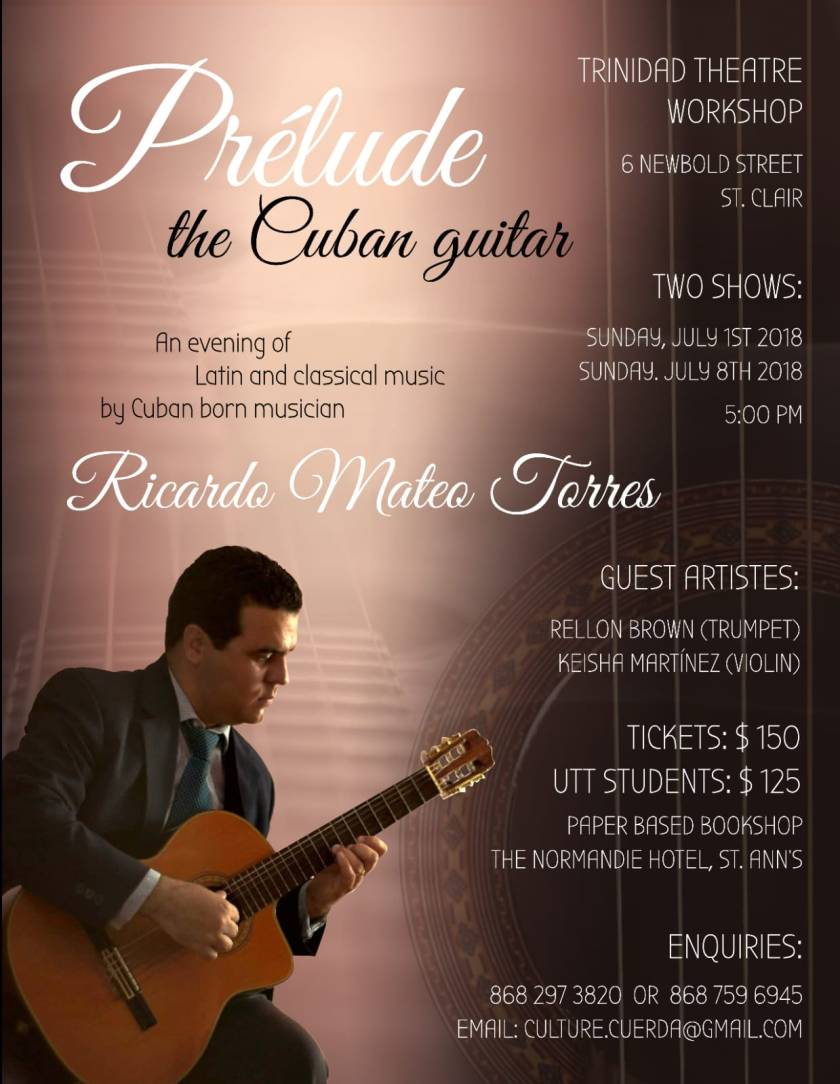 Prelude - The Cuban Guitar