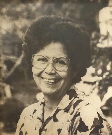 Mavis Lee Wah
