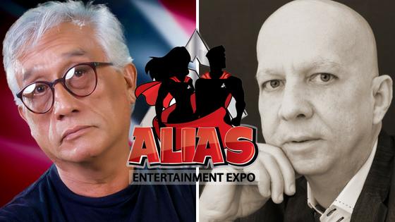 Mac Farlane and Choo Kong join ALIAS 2018