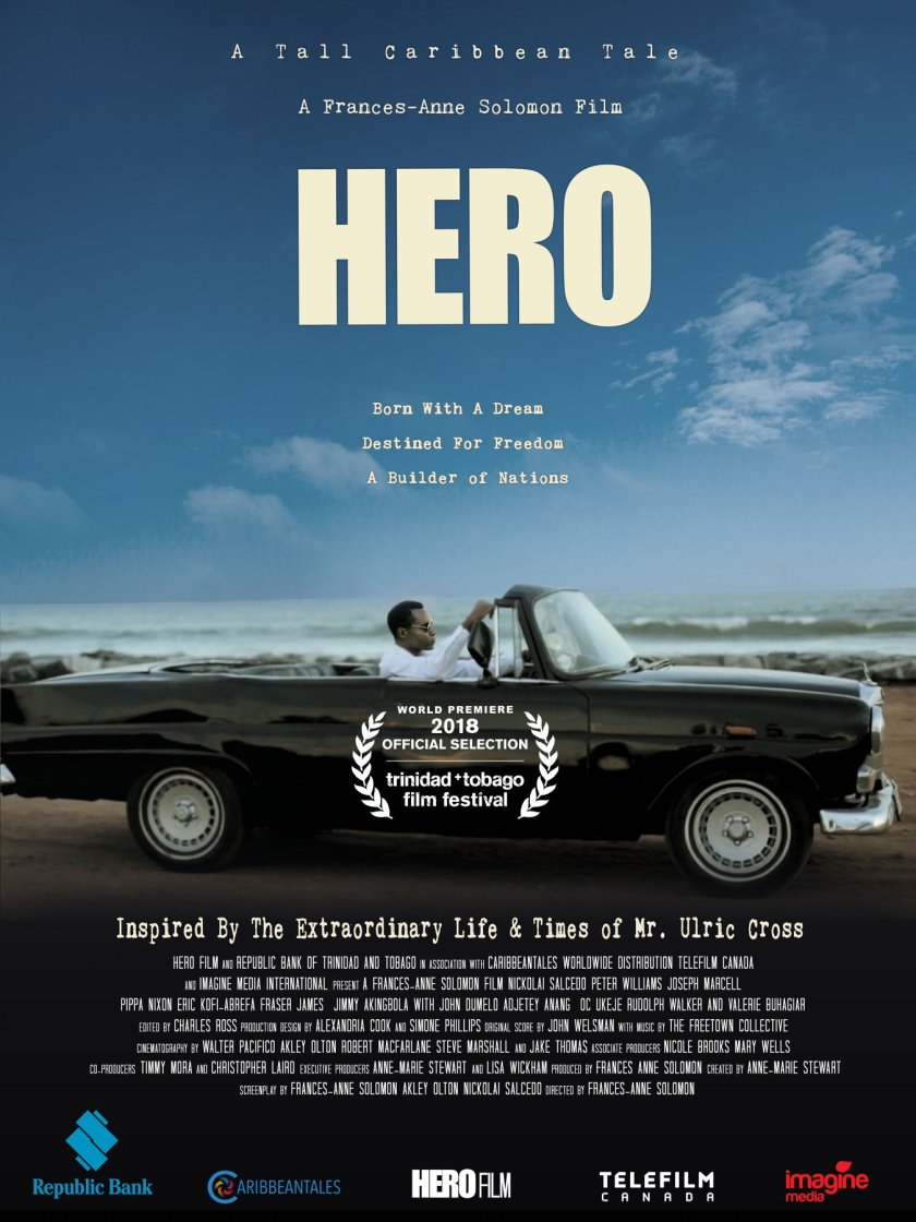 Hero Theatrical Poster