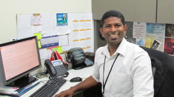 Curtis Bachan Technical Coordinator